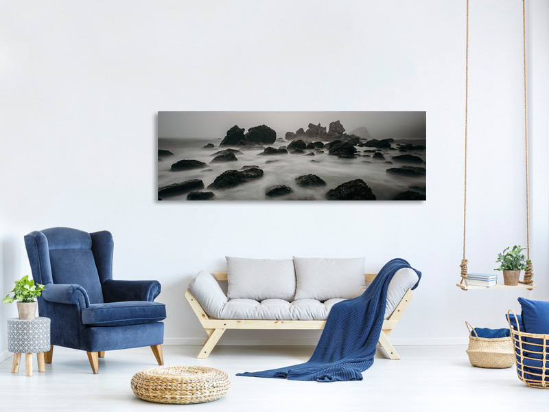 Panoramic Canvas Print Inspiration sea