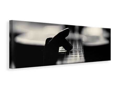 Panoramic Canvas Print Self Portrait