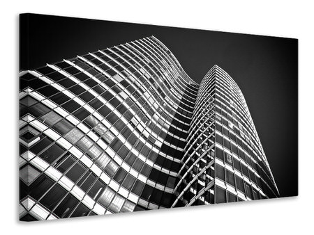 Canvas print Close up skyscraper