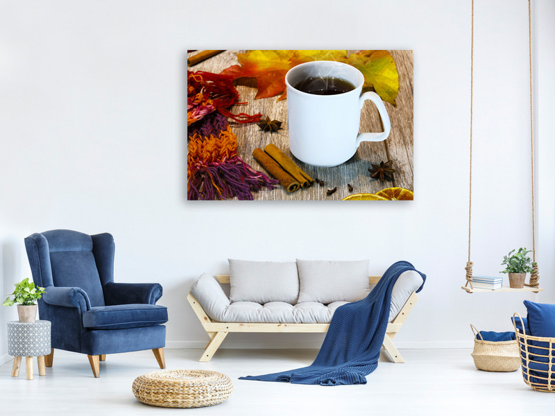 Canvas print Mulled wine