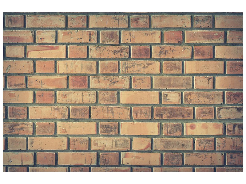 Canvas print Brick wall