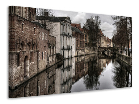 Tableau sur toile Reflections Of The Past
