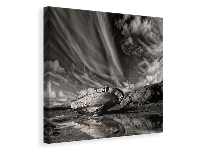 Canvas print Final Place II