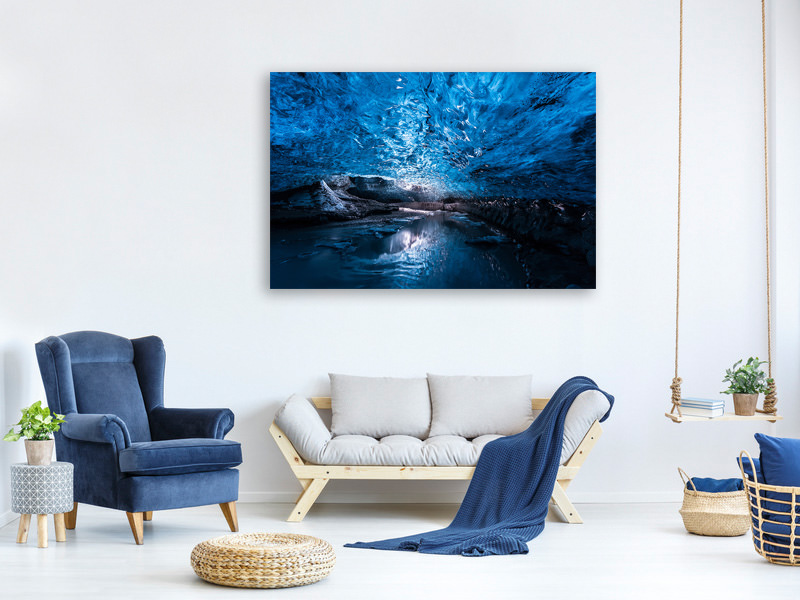 Canvas print Deep Inside