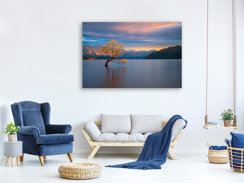 Canvas print Morning Glow