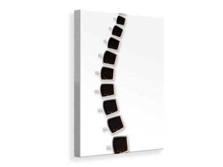 Canvas print Backbone Of Coffee