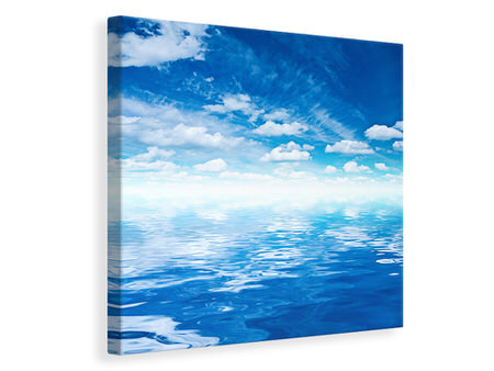 Canvas print Sky And Water
