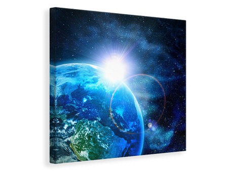 Canvas print Galaxies