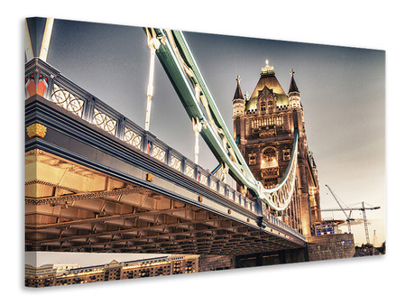 Stampa su tela Tower Bridge XXL