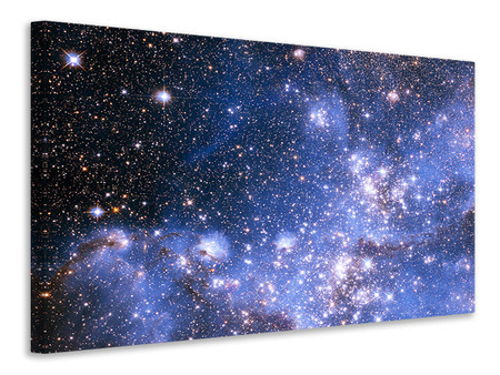 Canvas print Starry Sky