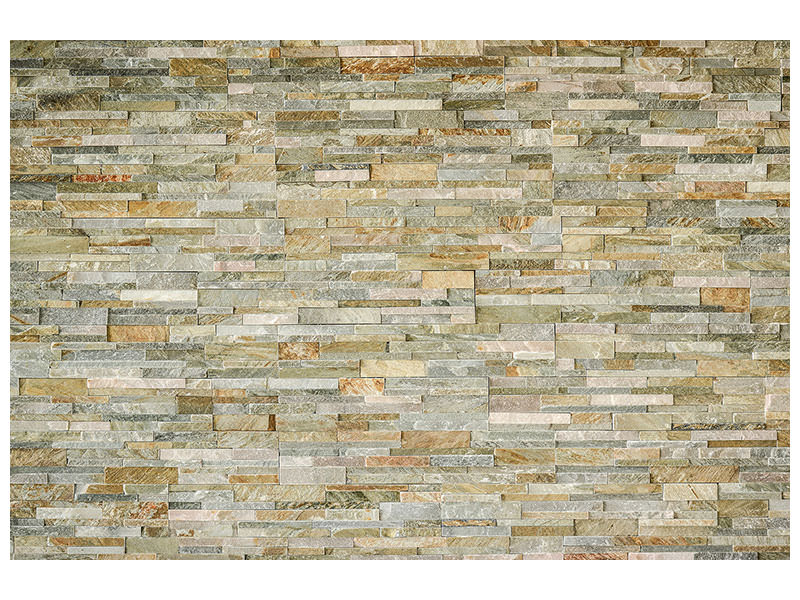 Canvas print Noble Stone Wall