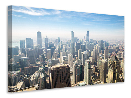 Canvas print Skyscraper Chicago