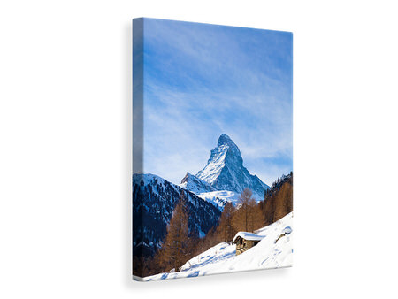 Canvas print The Matterhorn