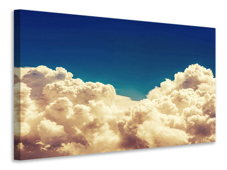 Canvas print Sky Clouds