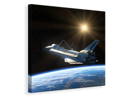 Canvas print The Spaceship